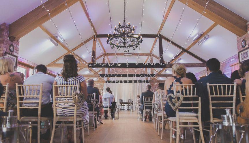 Keythorpe Manor Barn