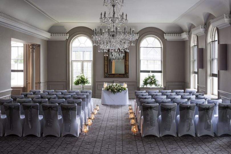 Regency Suite - Ceremony