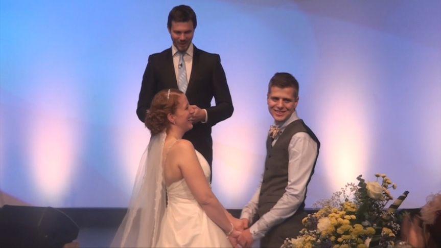 Steve & Kristen's ceremony