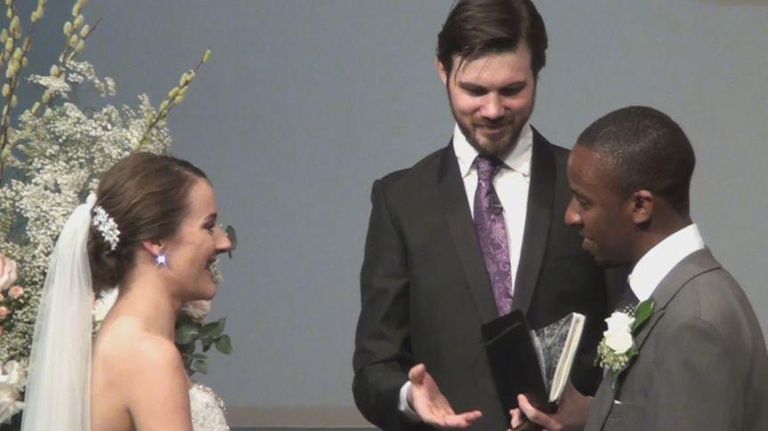 T_C & Anya's ceremony