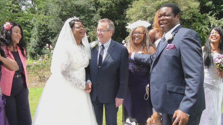 Terry & Martha's ceremony
