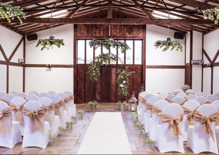 Granary Barn Ceremony