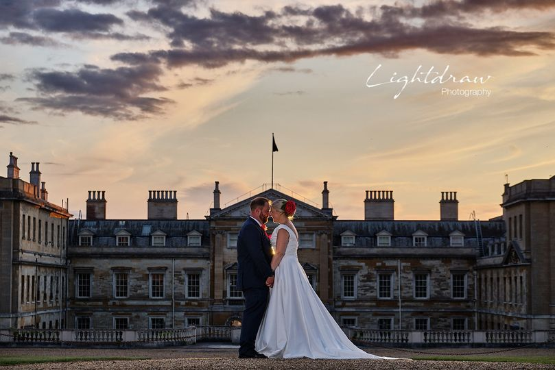 Couple at sunset - Lightdraw Photography & Film