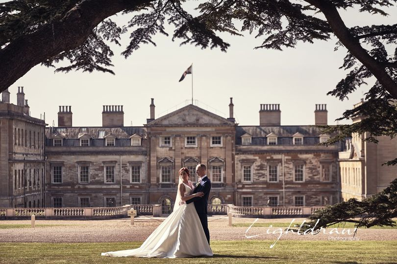 On the grounds of the estate - Lightdraw Photography & Film