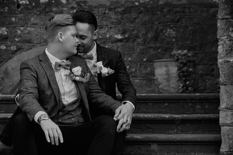 The happy couple - Lightdraw Photography & Film