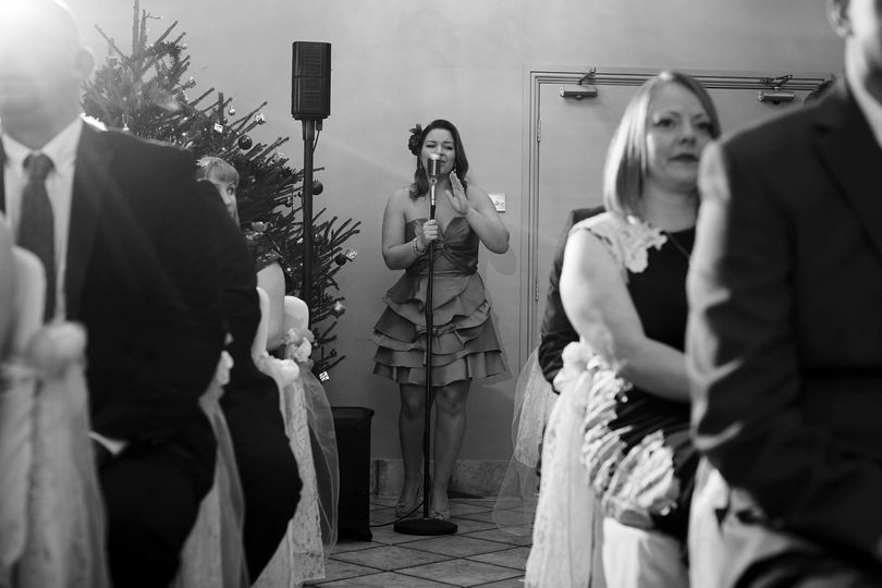 Ceremony singing