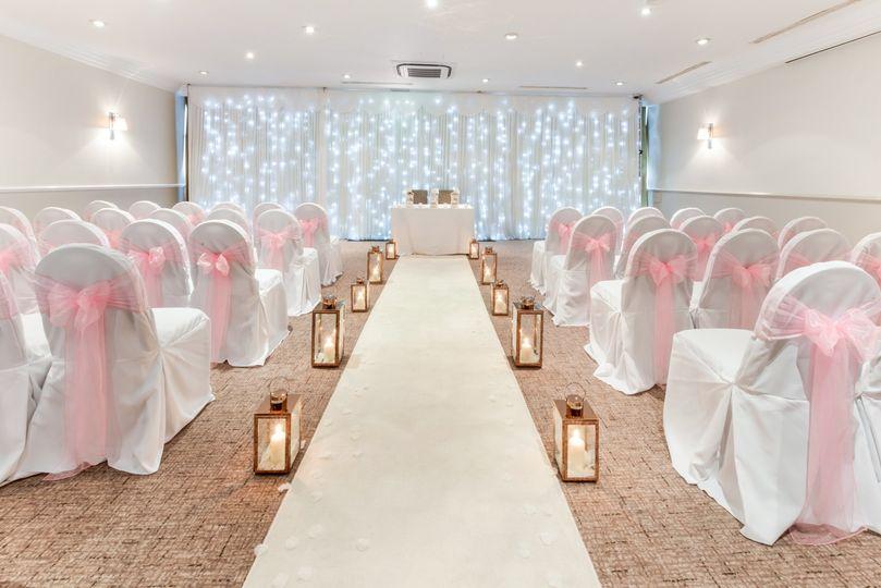 Ceremony Cheshire Suite