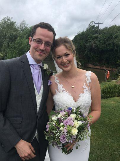 Newlyweds - Jinney Ring Worcs