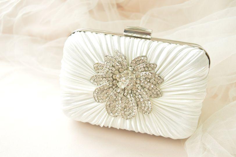 Gatsby Bridal Bag