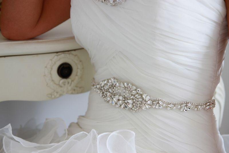 Hiney Bridal Sash