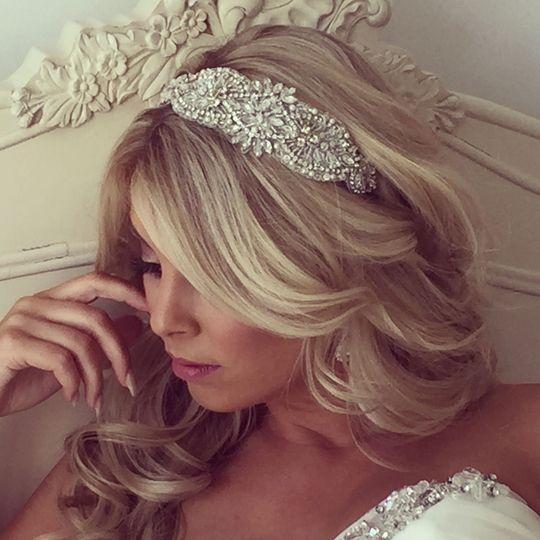 Paloma Side Hairband