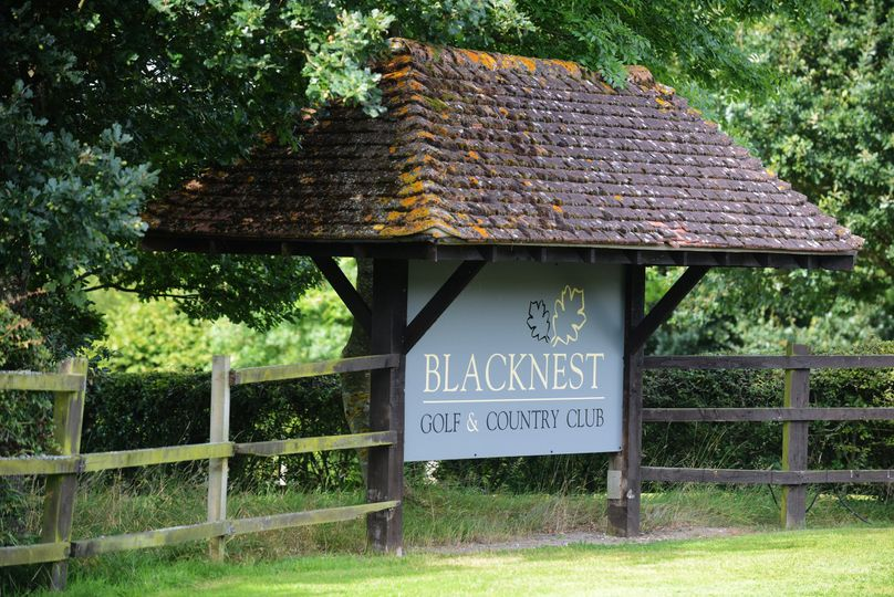 Weddings at Blacknest