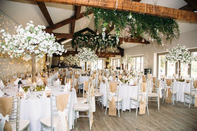 Yorkshire Wedding Barn 6