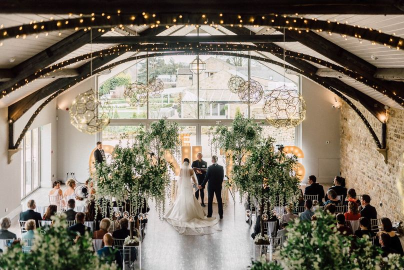 Yorkshire Wedding Barn