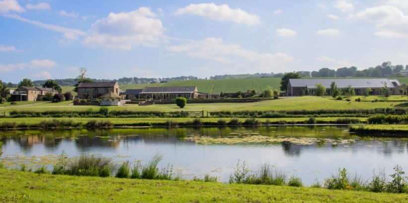 Yorkshire Wedding Barn 16
