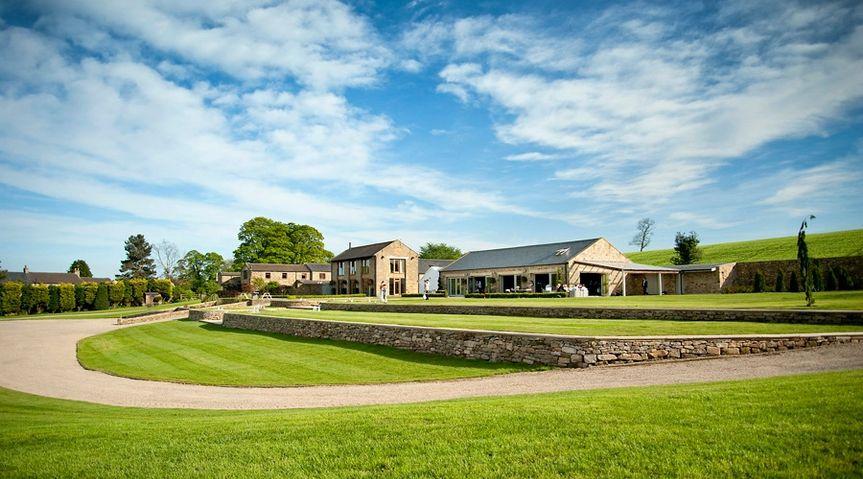 Yorkshire Wedding Barn 18
