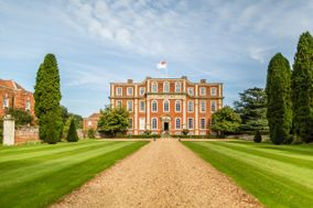 Chicheley Hall