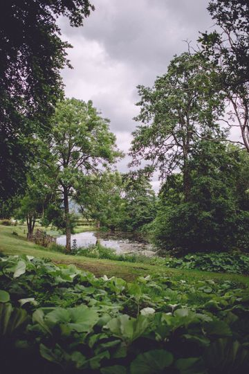 Private Trout Lake at Polmaily
