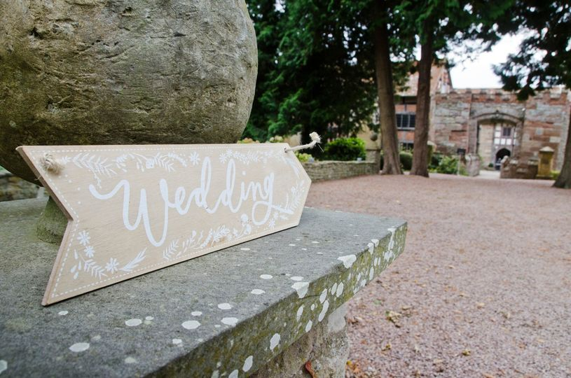 Toastworthy Wedding Sign