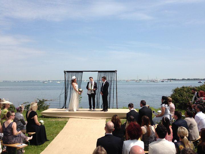Seaside weddings at Tournerbury