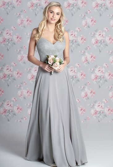A beautiful evening gown