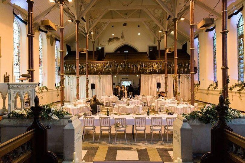 The Spire Main Hall