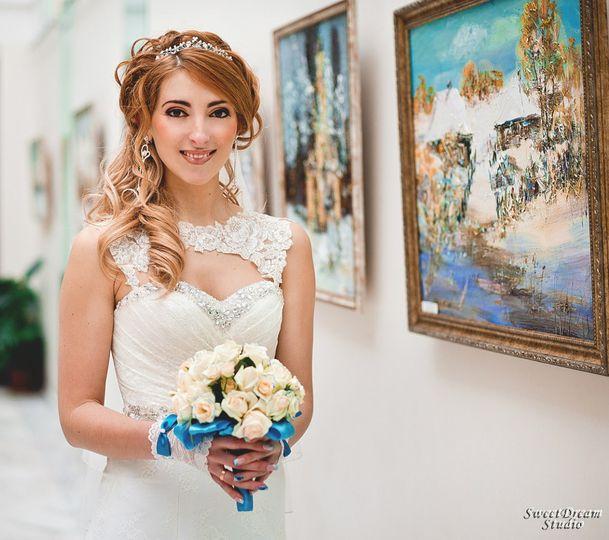 Wedding hair&makeup