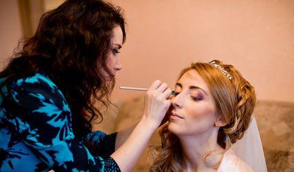 Hair & Makeup by Mrs Anastasiia Evans 1