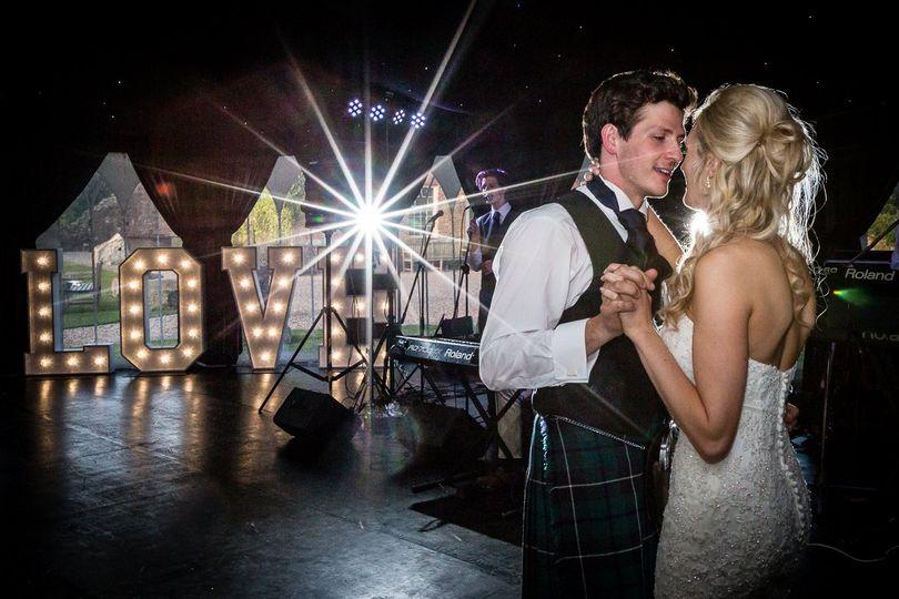 Kent Wedding First Dance