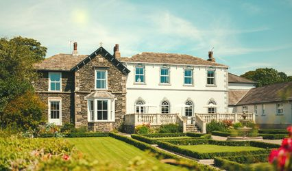 Cartmel Old Grammar Country House 1