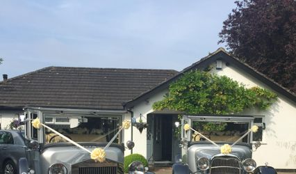Churchtown Wedding Cars 1