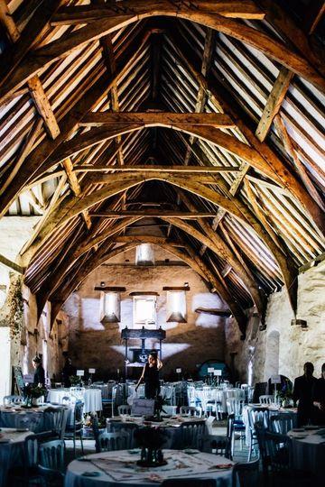 Winterbourne Medieval Barn 1