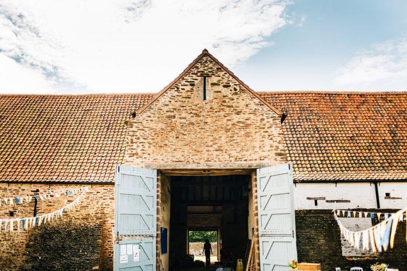 Winterbourne Medieval Barn 2