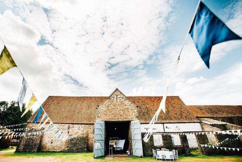 Winterbourne Medieval Barn 3