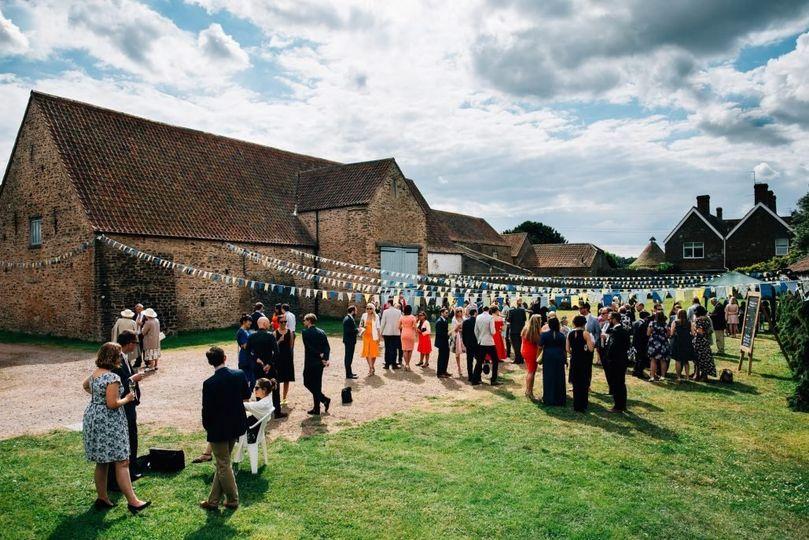 Winterbourne Medieval Barn 5