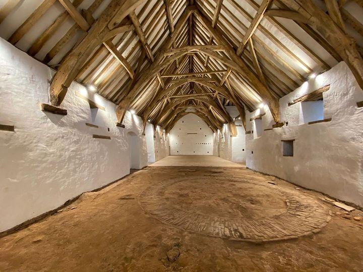 Winterbourne Medieval Barn 8