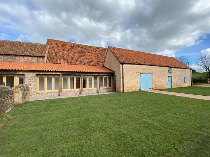 Winterbourne Medieval Barn 12