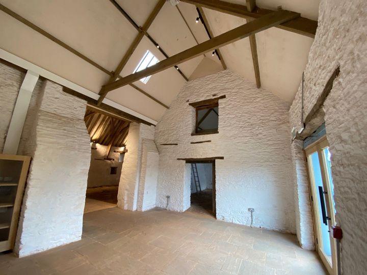 Winterbourne Medieval Barn 13