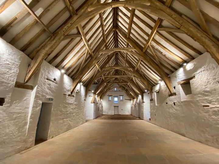 Winterbourne Medieval Barn 16