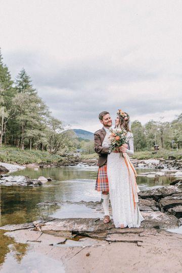 Glenorchy Wedding