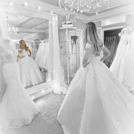 Bridalwear Shop Lula Ann Bridal 35