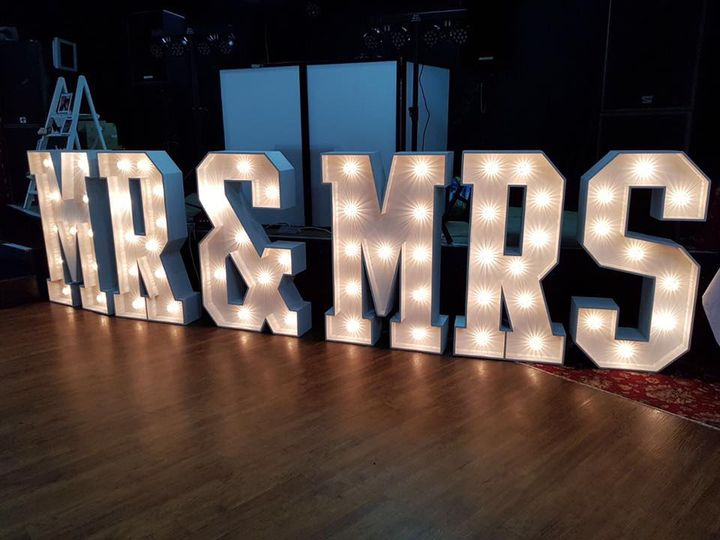 Led mr and mrs