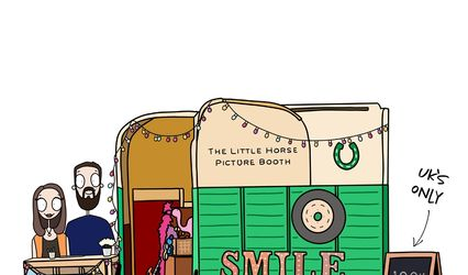 The Little Horse Picture Booth 1