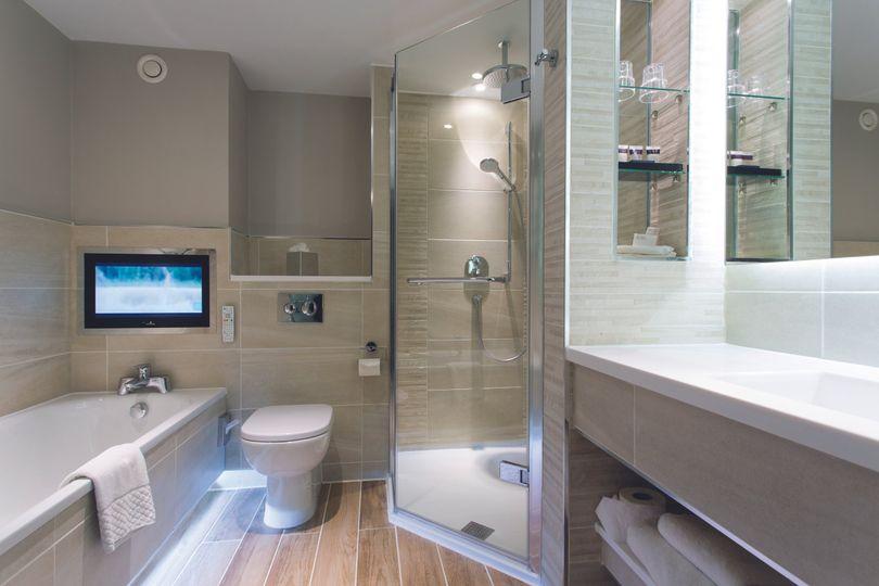 Suite Bathrooms