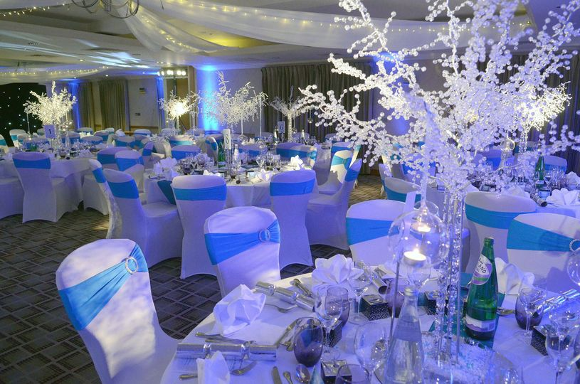 Cottons Hotel and Spa   Winter Wonderland