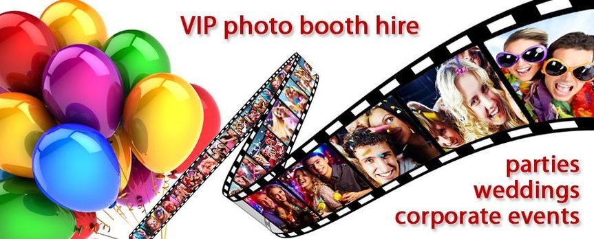 Photo Booths VIP Photo Booth HIre 5