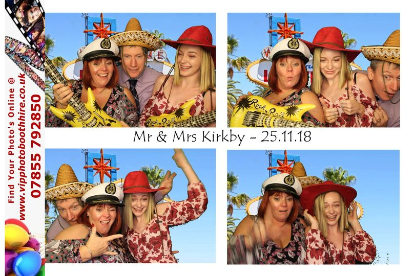 Photo Booths VIP Photo Booth HIre 16