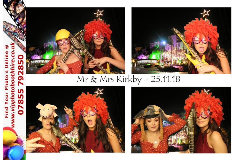 Photo Booths VIP Photo Booth HIre 17
