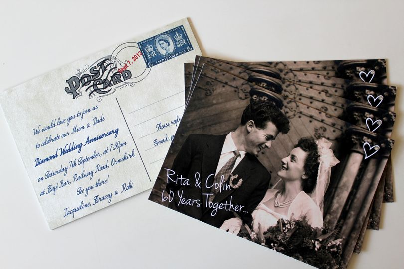 Bespoke Postcard