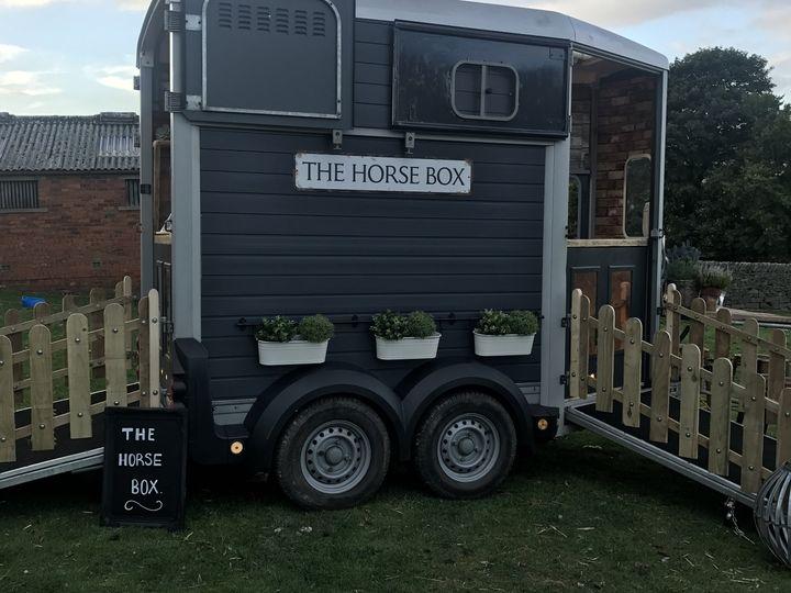 Mobile Bar Services The Horse Box 10